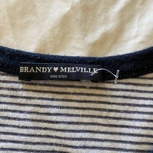Brandy Melville Tops - Brandy shirt